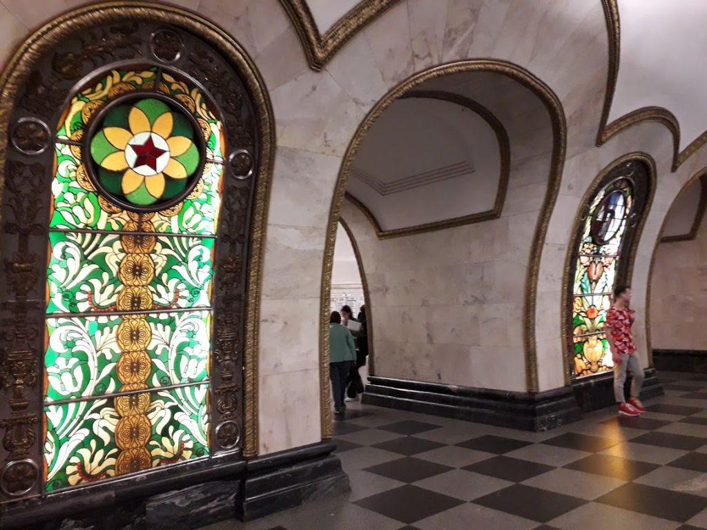 Metrou Moscova