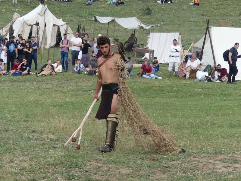 Gladiator Dac fest