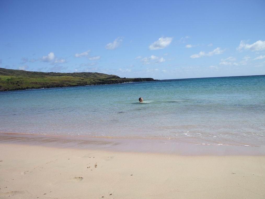 Plaja Insula Pastelui