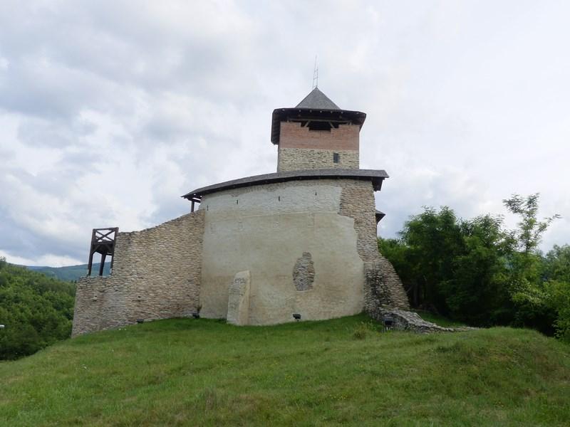 Cetatea Malaiesti Hateg