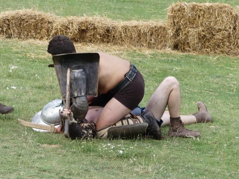 Lupte gladiatori