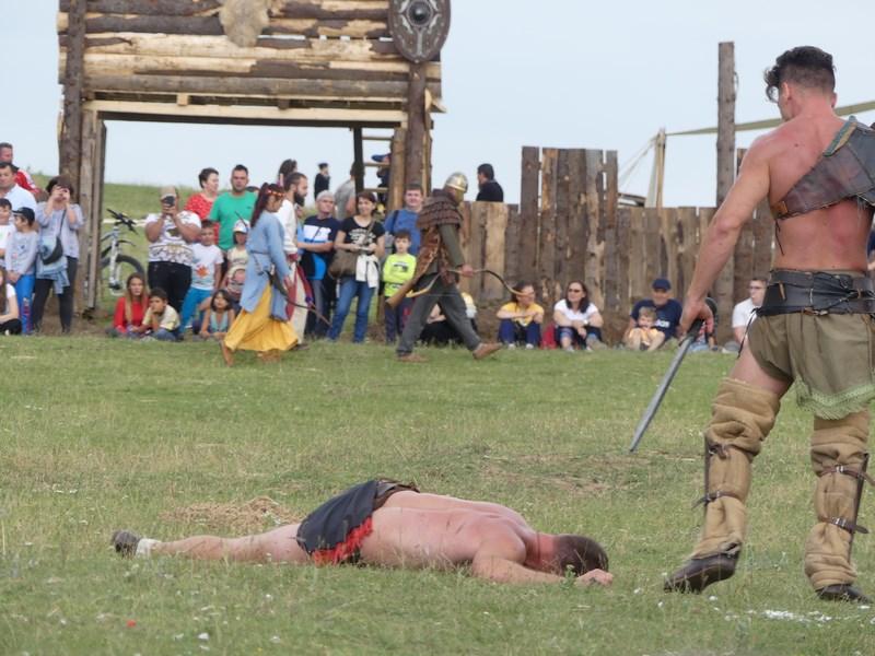 Gladiator ucis