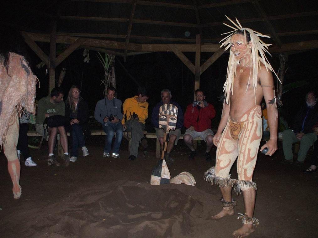 Seara traditionala insula pastelui