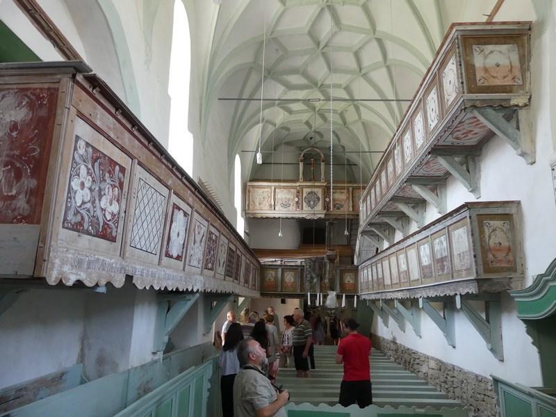Biserica fortificaa Bunesti