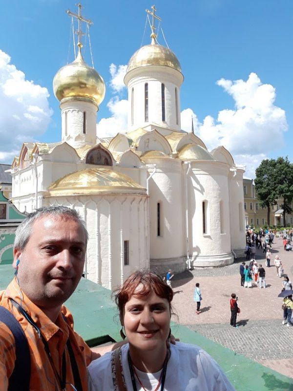 Serghiev Posad Moscova