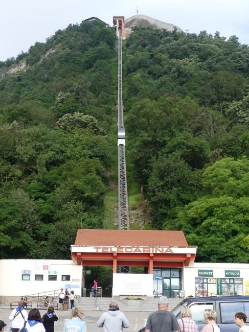 Telecabina Deva