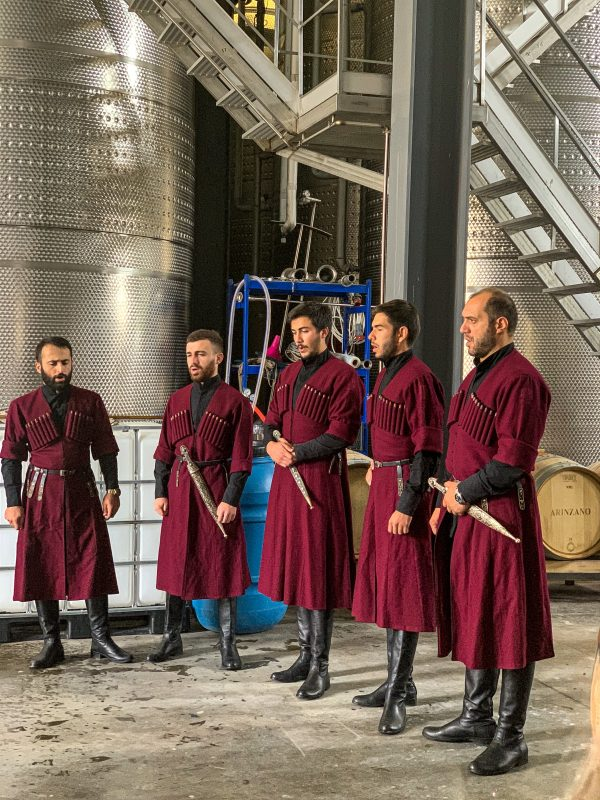 Costume georgiene