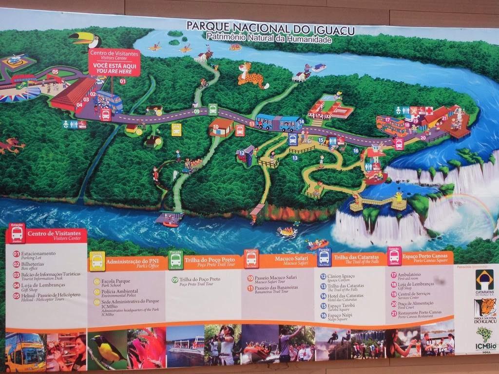 Iguazu Brazilia