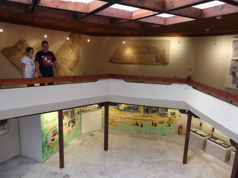 Muzeu manastirea Aladja