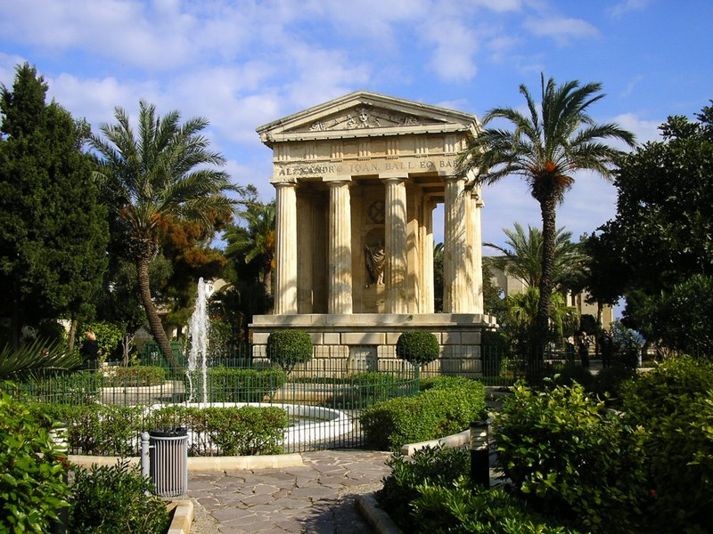 . Baraka Gardens La Valleta