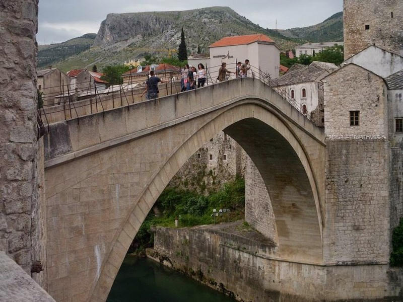 Podul Mostar