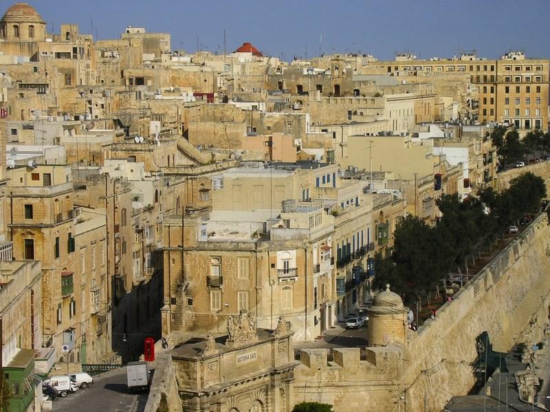 Panorama La Valletta Malta