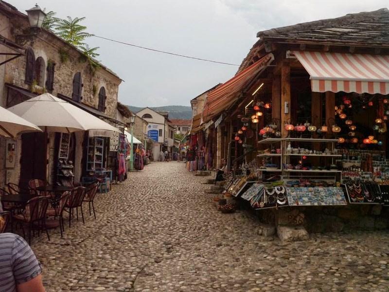 Podul vechi Mostar