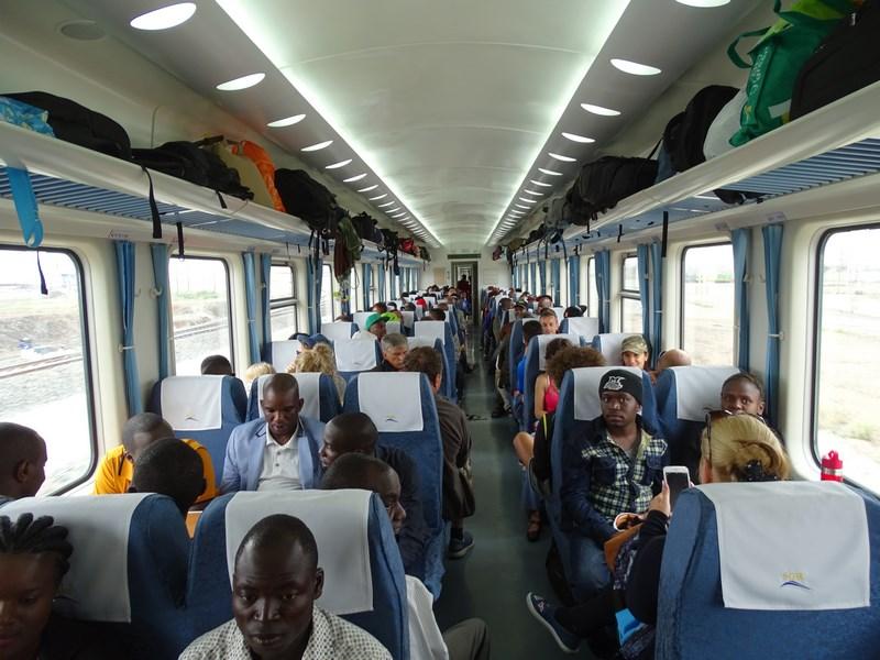 Tren Nairobi Mombasa