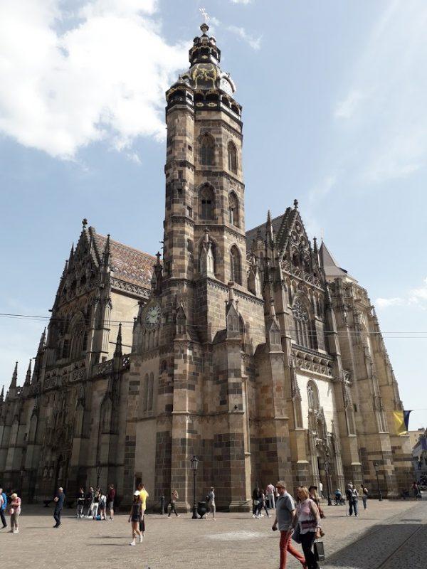 Sf Elisabeta si Turnul Sigismund