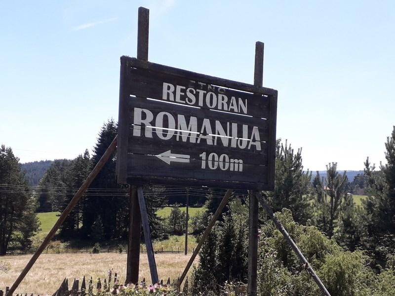 Restoran Romanija