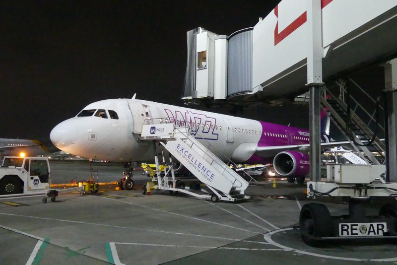 Wizz Air Gatwick