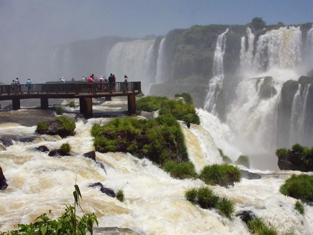 Iguzu in Brazilia