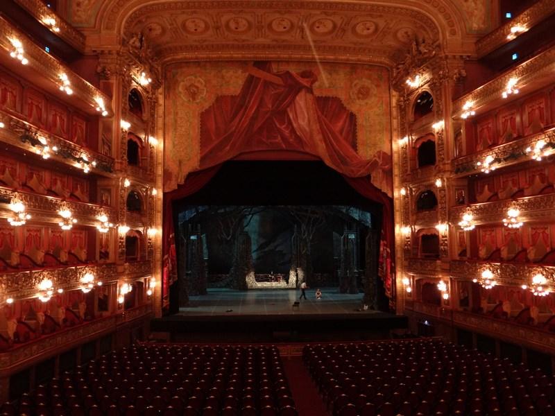 Teatrul Colon Buenos Aires