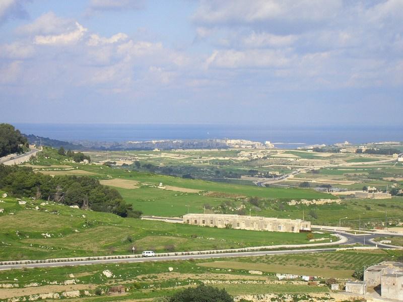Panorama Mdina