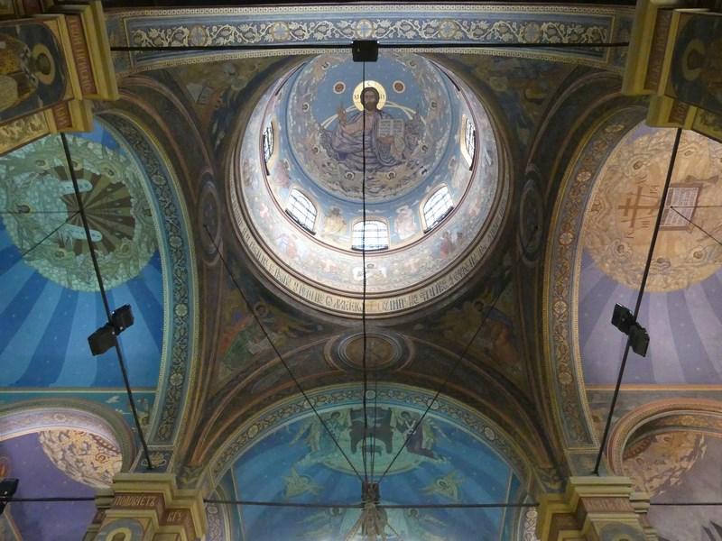 Interior catedrala Varna