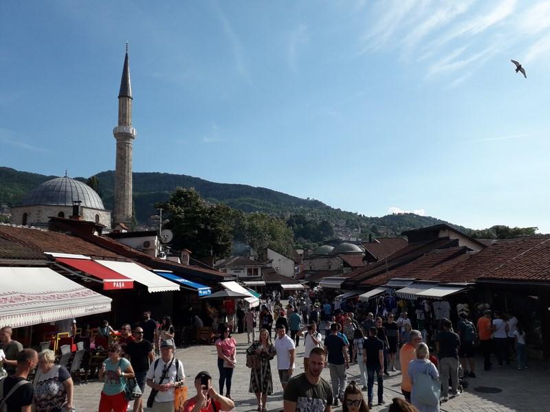 Bascarsija Bosnia