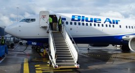 Blue Air Luton