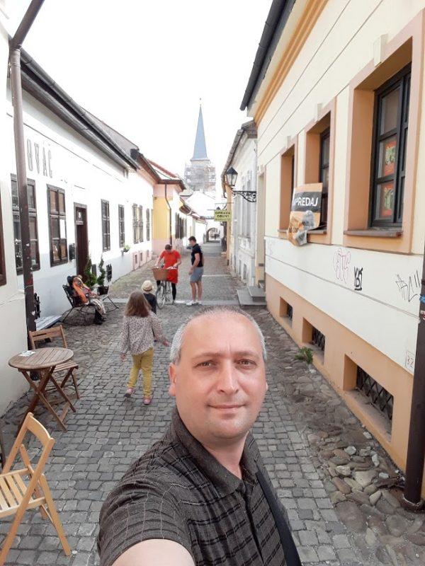 Strada Hrnciarska