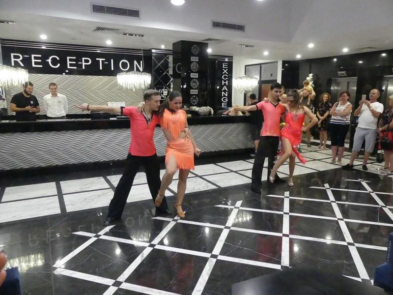 Dansuri exotice