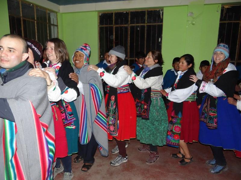 Fiesta pe Titicaca