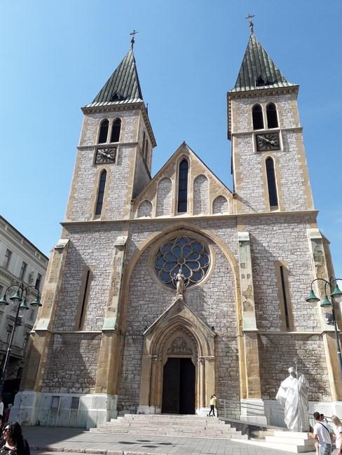 Catedrala Catolica Sarajevo