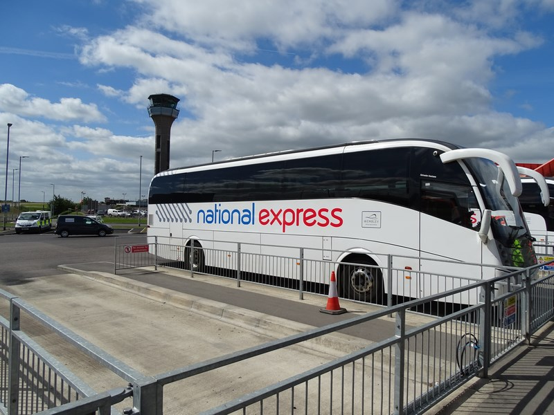 National Express Lution Airport