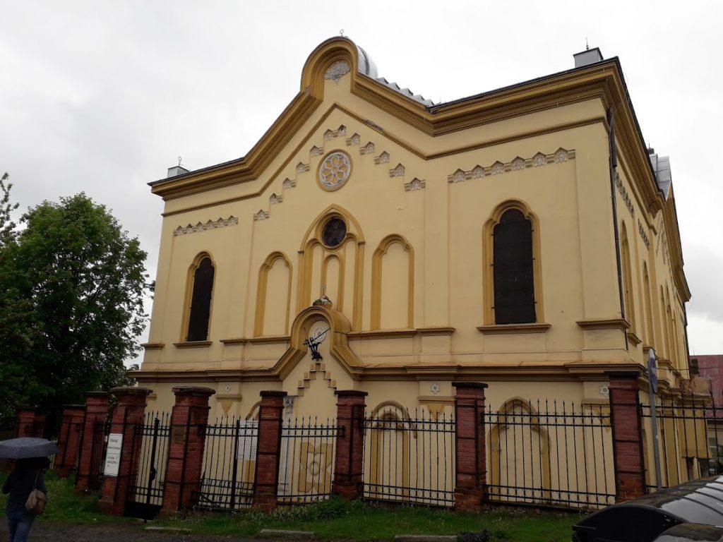 Sinagoga Presov