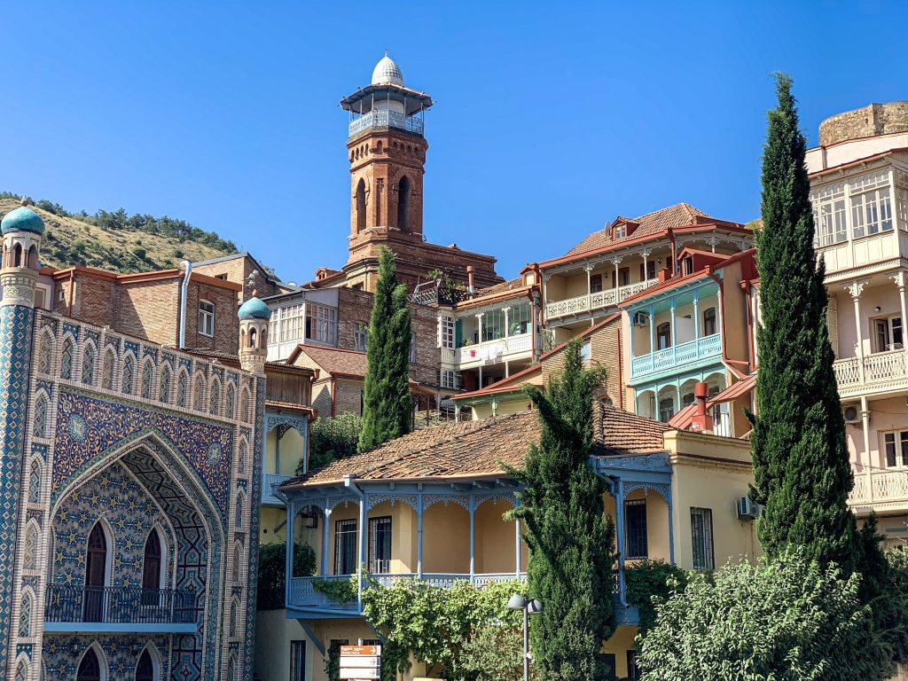 Tbilisi zona islamica