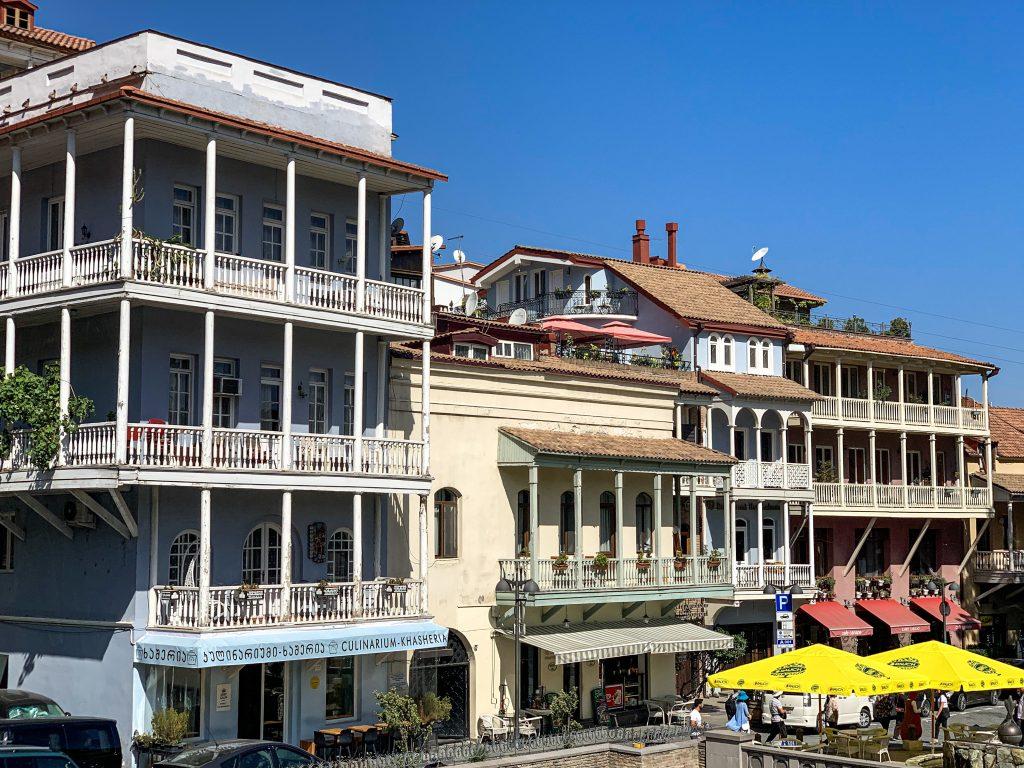 Cladiri Tbilisi