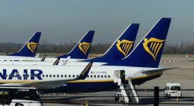 Ryanair Stansted