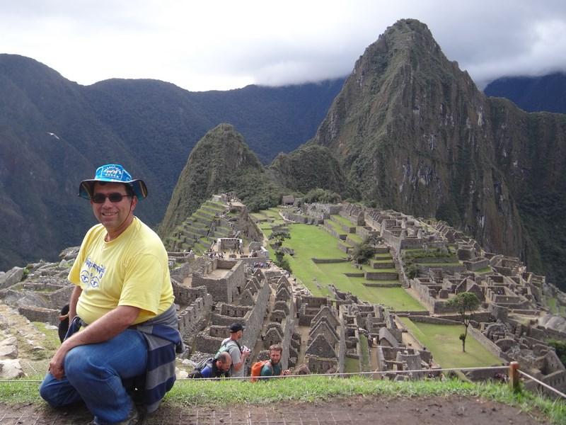 Machu Picchu America de Sud
