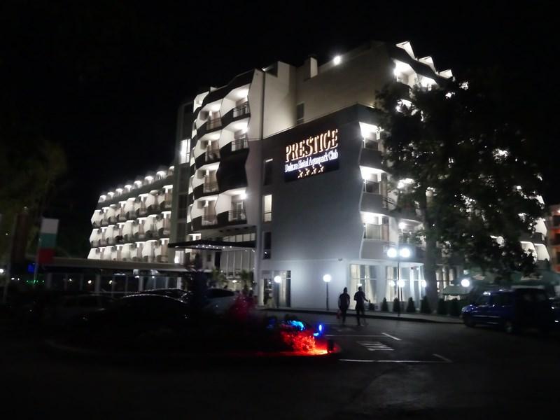 Hotel Prestige Deluxe Nisipurile de Aur