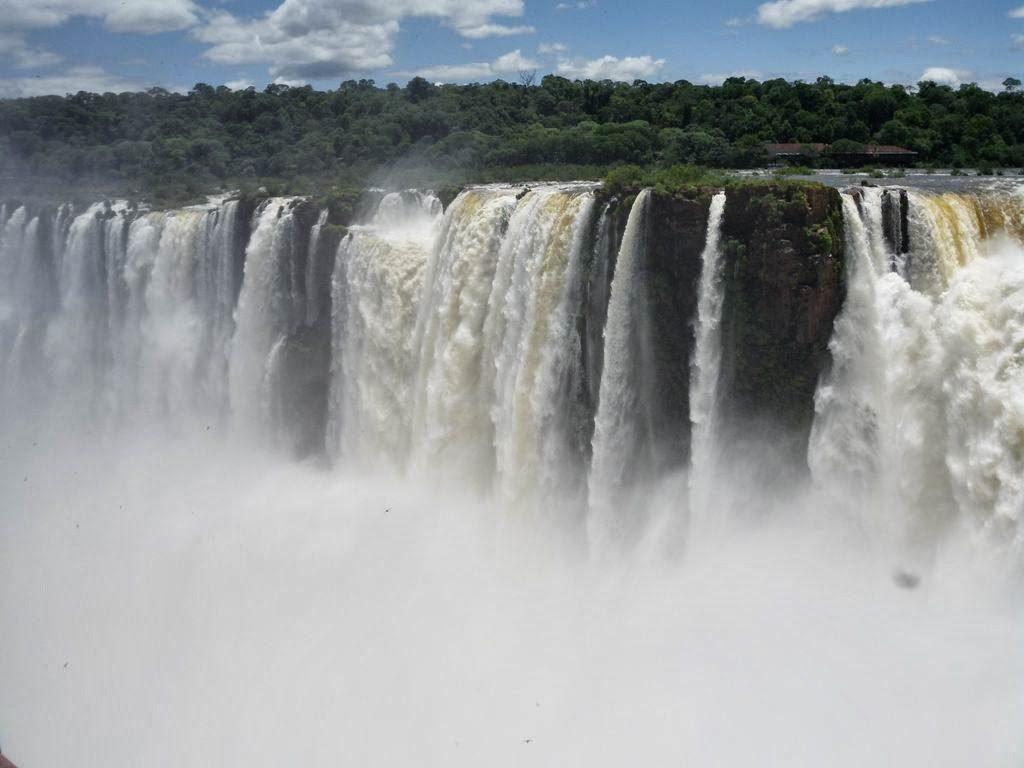 . Garganta del Diablo Iguazu