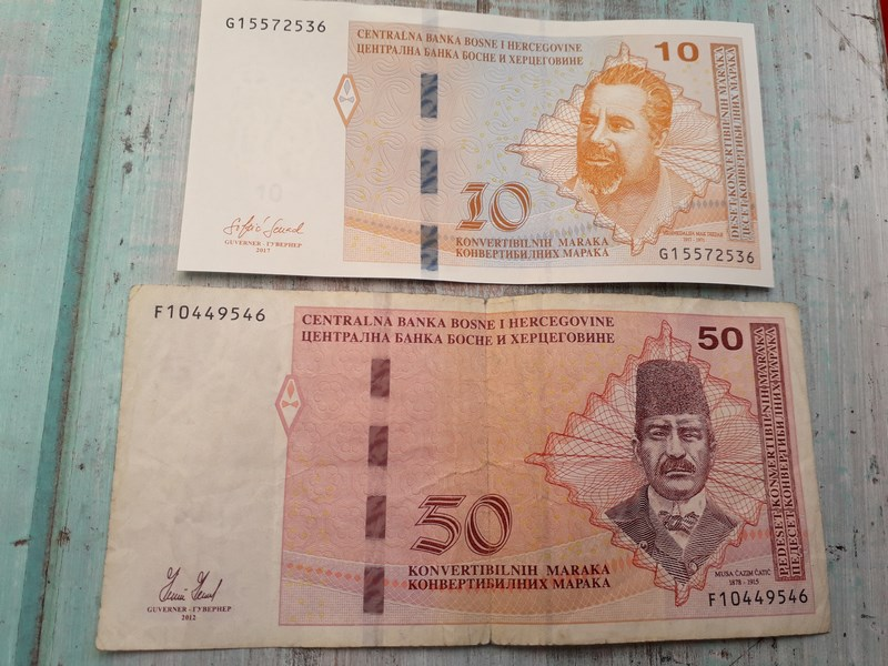 Valuta Bosnia