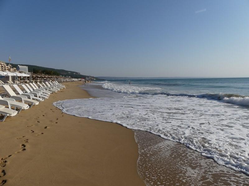 Plaja in septembrie