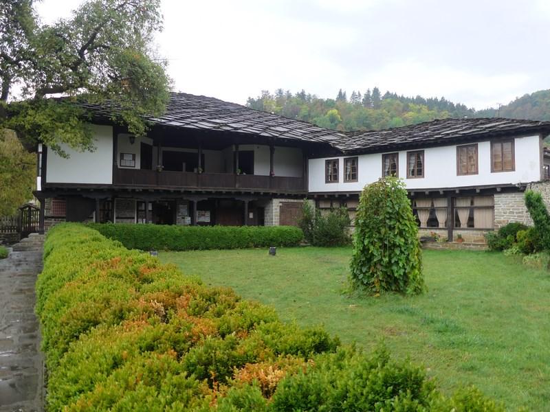 Muzeu de etnografie Tryavna