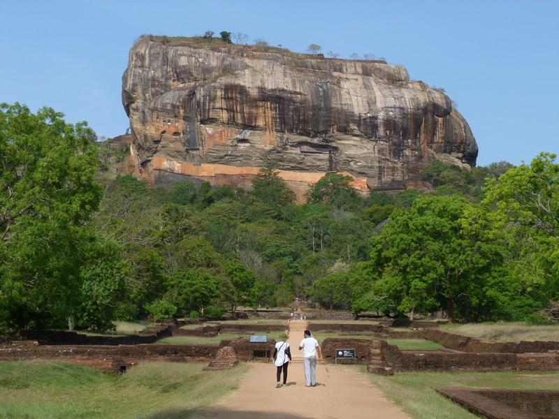 Stanca de la Sigiriya