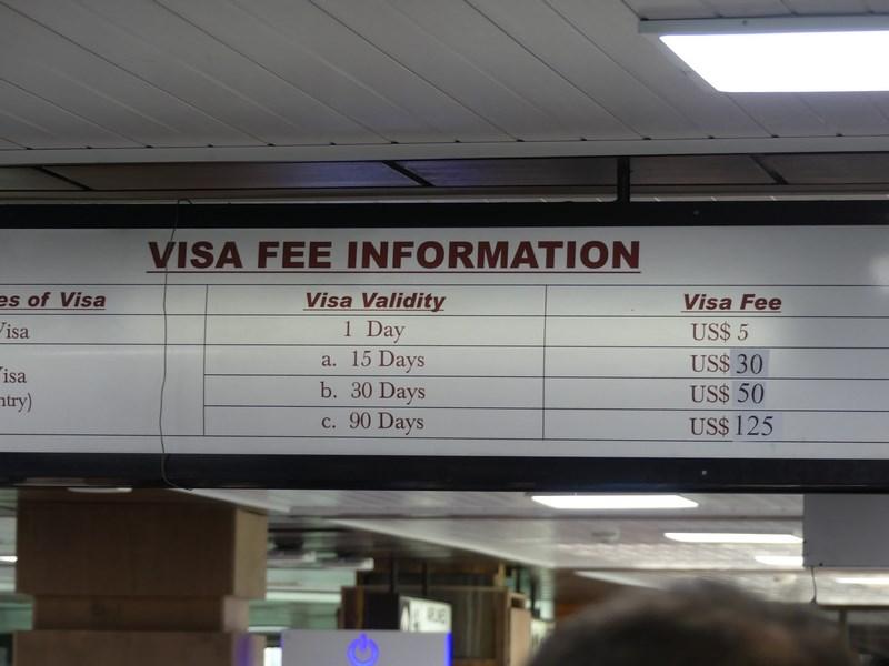 Pret viza Nepal