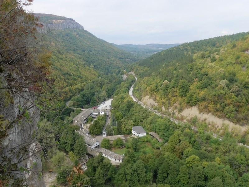 Panorama Dryanovo