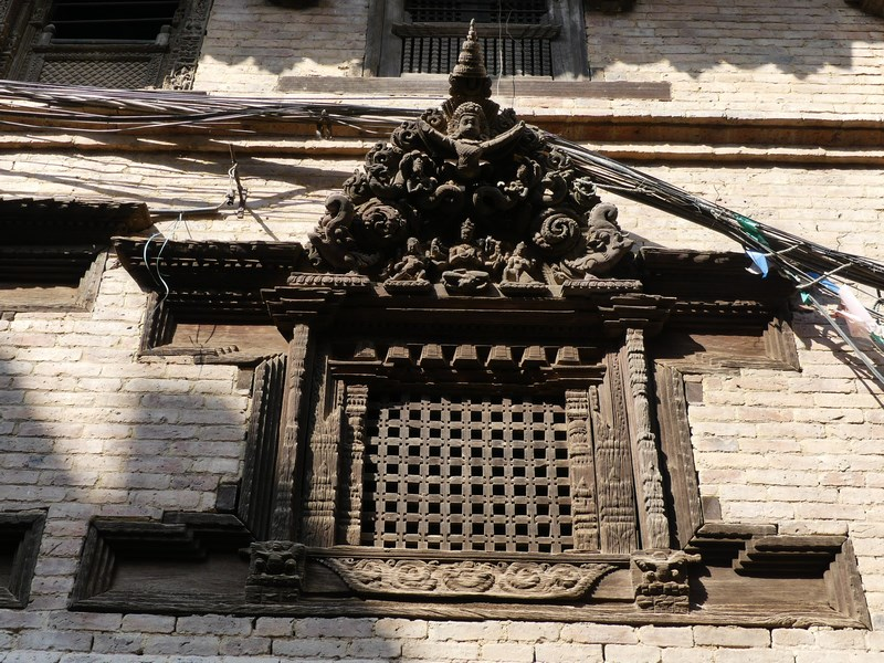 Fereastra Bhaktapur