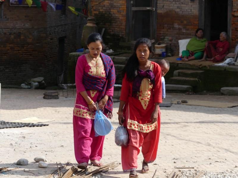 Femei nepaleze
