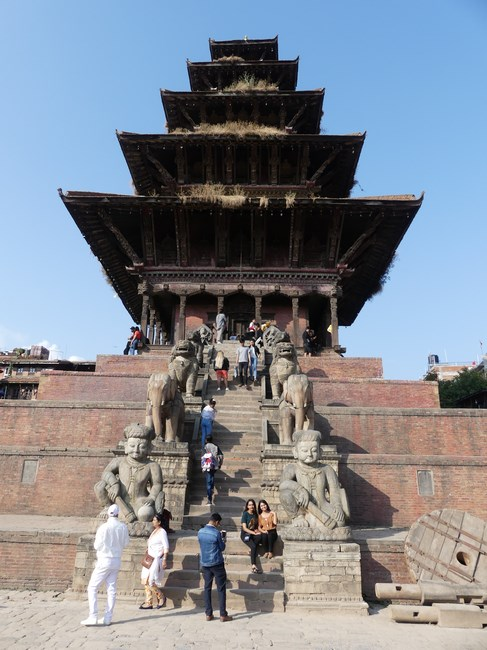 Nyatapole Bhaktapur