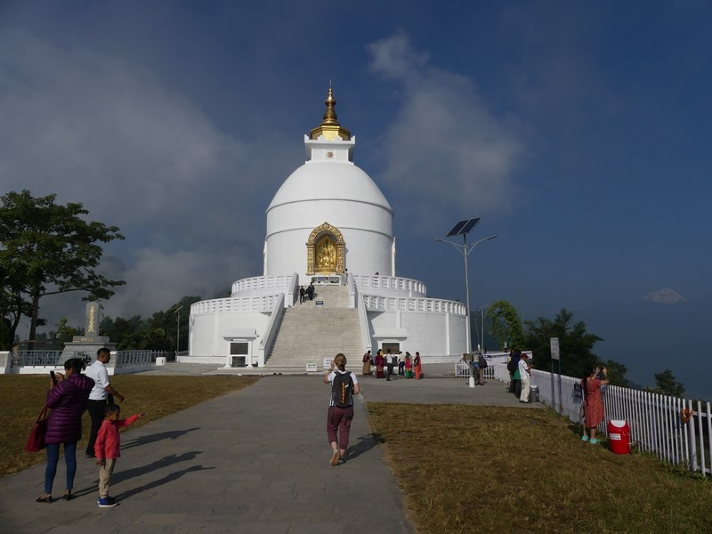 World Peace Stupa Pokhara