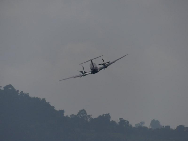 Decolare la Pokhara